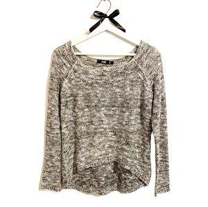 🍒2/20$ TWIK by Simons Metallic Knit Sweater
